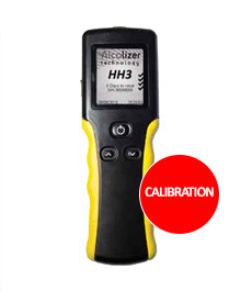 HH3 Calibration booking online