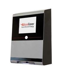 Alcolizer Wall Mount 4 Superior alcohol tester breathalyser