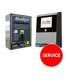 Alcolizer Wall Mount service