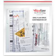 Alcolizer Oral Fluid Drug Confirmation Kit