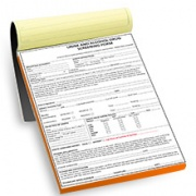 Urine & Alcohol Drug Screening Form - 50 form
