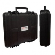 Hard plastic carry case – large