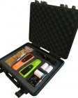 Hard Carry Case Large - With Druglizer Le5 Alcolizer Le5 Printer Consumables And Accessories 3-4View