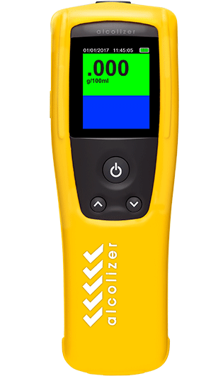 Alcolizer LE5 Law Enforcement Alcohol Tester