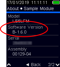 sample module is updated