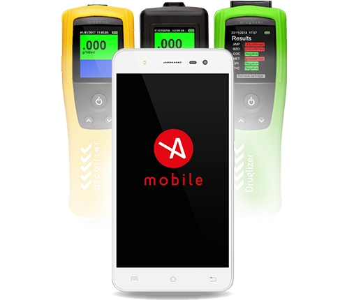 AlcoCONNECT mobile - mobile Drug and Alcohol testing